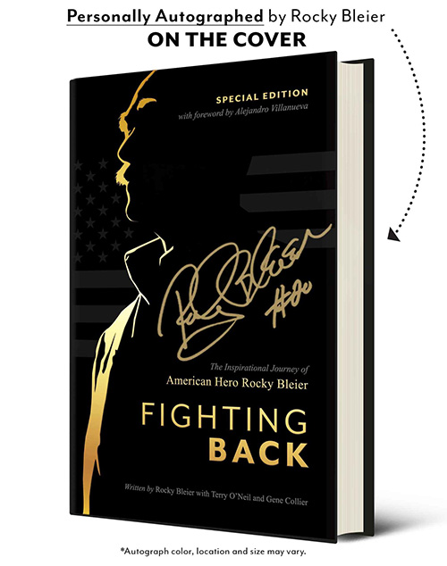 Fighting Back, Special Edition Book